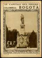 Le Capitali Del Mondo Colombia Bogotà - Ante 1900