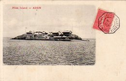 Yémen,Cpa Flint Island,Aden - Yémen