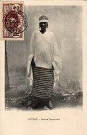 Soudan,Cpa Femme Toucouleur - Soudan