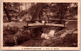 33 ANDERNOS LES BAINS - Pont Du Moulin - Andernos-les-Bains