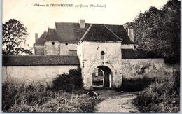 70 CENDRECOURT - Le Château - Frankreich
