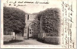 85 LES ESSARTS - Le Vieux Château Porte D'entrée - Les Essarts