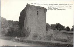 85 LES ESSARTS - Le Vieux Château, Tour Carrée - Les Essarts