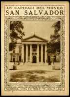 Le Capitali Del Mondo San Salvador - Ante 1900
