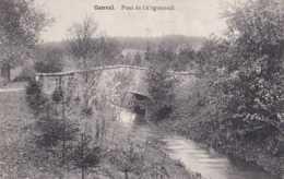 Genval - Pont De L'Argenteuil - Circulé En 1914 - TBE - Rixensart - Rixensart