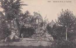 Orp - Orp-Jauches - Grotte De N-D De Lourses - Pas Circulé - Animée - TBE - Orp-Jauche