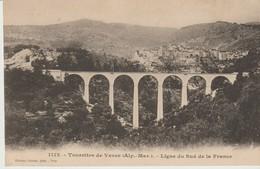 C.P.A. - TOURETTES DE VENCE - LIGNE DU SUD DE LA FRANCE - 1112- GILETTA - PRECURSEUR - Francia