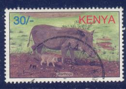 Kenya 1997 Warthogs 30SH Fine Used - Kenya (1963-...)