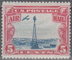 UNITED STATES   SCOTT NO. C11     MINT HINGED     YEAR  1928 - Air Mail