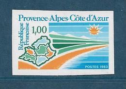 France Timbres De 1983  N°2252a  Non Dentelé Neufs ** Gomme Parfaite - Francia