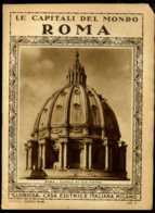 Le Capitali Del Mondo Roma-Fascicolo Doppio (forti Difetti) - Ante 1900