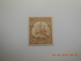 Sevios / Duitsland / **, *, (*) Or Used - Colony: German East Africa