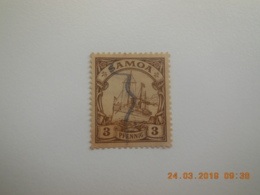 Sevios / Duitsland / **, *, (*) Or Used - Kolonie: Samoa
