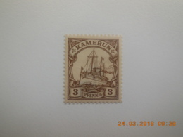 Sevios / Duitsland / **, *, (*) Or Used - Colony: Cameroun