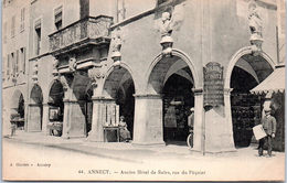 74 ANNECY - Ancien Hôtel De Sales, Rue Du Paquier - Annecy