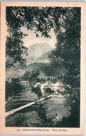 74 ABONDANCE - Hôtel Des Alpes - Abondance