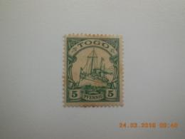 Sevios / Duitsland / **, *, (*) Or Used - Kolonie: Togo