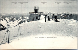 74 MONT BLANC - Sommet - Chamonix-Mont-Blanc