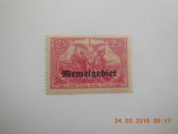 Sevios / Duitsland / **, *, (*) Or Used - Memelgebiet
