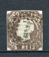 Portugal Nr.12 I          O  Used           (831) - 1862-1884: D. Luiz I.