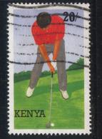 Kenya 1995 Golf 20SH Fine Used - Kenya (1963-...)