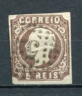 Portugal Nr.12 II          O  Used           (832) - 1862-1884: D. Luiz I.