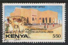 Kenya Post Office 5.5SH Fine Used - Kenya (1963-...)