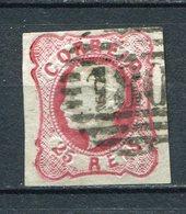 Portugal Nr.14          O  Used           (833) - 1862-1884: D. Luiz I.
