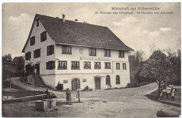 ERLENBACH Wirtschaft Zur Kittenmühle - ZH Zurich