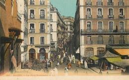 ALGERIE ALGER La Rue Marengo - Alger
