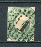Portugal Nr.15          O  Used           (834) - 1862-1884: D. Luiz I.