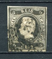 Portugal Nr.17          O  Used           (835) - 1862-1884: D. Luiz I.