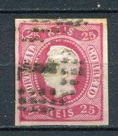 Portugal Nr.20          O  Used           (836) - 1862-1884: D. Luiz I.