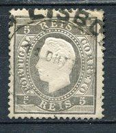 Portugal Nr.34 C          O  Used           (837) - 1862-1884: D. Luiz I.