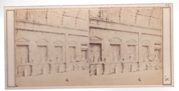 Stereoscopische Kaart : GARD.   Temple De Diane à Nimes - Cartes Stéréoscopiques