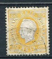 Portugal Nr.40          O  Used           (838) - 1862-1884: D. Luiz I.