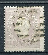 Portugal Nr.41 X B          O  Used           (839) - 1862-1884: D. Luiz I.