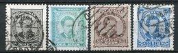 Portugal Nr.54/7          O  Used           (843) - 1862-1884: D. Luiz I.