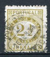 Portugal Nr.65 Z D          O  Used           (847) - 1862-1884: D. Luiz I.