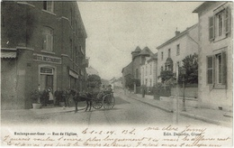 Roclenge-sur-Geer Rue De L'Eglise 1904 - Bassenge