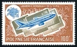 POLYNESIE 1975 - Yv. PA 97 **   Cote= 31,00 EUR - Journée De L'UPU  ..Réf.POL23641 - Airmail