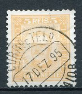 Portugal Nr.66 Y A         O  Used           (850) - 1892-1898: D. Carlos I.