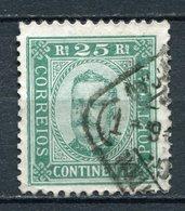 Portugal Nr.70 X A         O  Used           (853) - 1892-1898: D. Carlos I.
