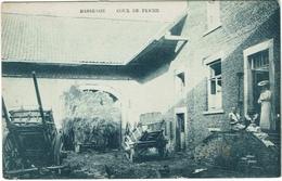 Bassenge Cour De Ferme 1908 - Bassenge