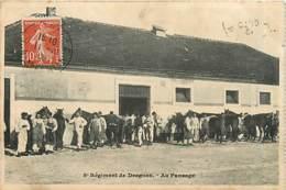 54* LUNEVILLE        8eme Dragons- Pansage  MA87,0079 - Luneville