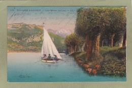 Env. ANNECY  RIVES DU LAC - Annecy