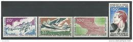 "Senegal Aerien YT 54 à 57 (PA) "" Jean Mermoz "" 1966 Neuf** - Sénégal (1960-...)"