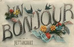 55* NETTANCOURT Bonjour           MA87,0131 - France