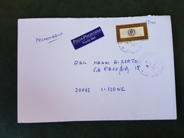 (27945) STORIA POSTALE ITALIA 2000 - 6. 1946-.. Repubblica