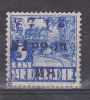 Indonesia Indonesie JAMBI Nr. 21a Overprint NIPPON MA MNH  ; Japanese Occupation Japanse Bezetting Netherlands Indies - Indonesië